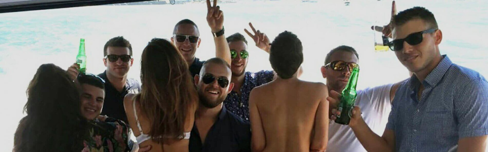 party cruise sydney dark