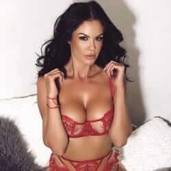 bella melbourne female stripper