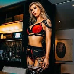ava st clair perth waitress team