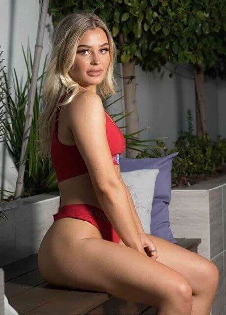 maddison perth topless waitress