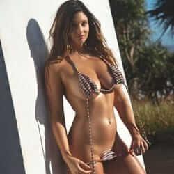 scarlett gold coast stripper brunette